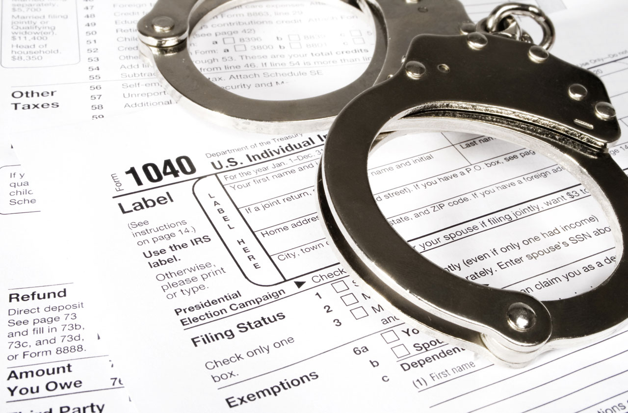 9 awful things that could happen if you don't pay your taxes